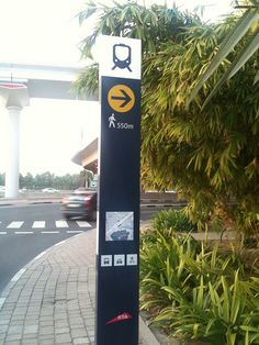 dubai metro signs by she sees red, via Flickr