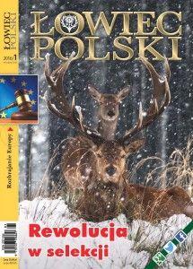 W styczniowym numerze Łowca Polskiego piszemy o zmianach w zasadach selekcji, kontrowersjach wokół polowań zbiorowych i zmierzchu łowów w Afryce.