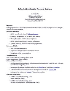 academic resume template shows you how the layout of an academic resume must be rightly written - Resume T