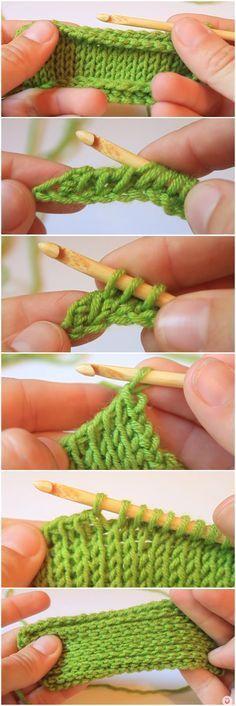 Learn To Crochet Tun