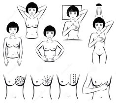 Un piccolo consiglio per noi donne,il tumore al seno può essere scoperto se noi conosciamo bene il nostro corpo,ogni tanto sotto la doccia fatte come nel esempio qua sotto e per chi a una figlia adolescente cominciate a parlarne potrebbe salvarle la vita... #oltreilmiodestino