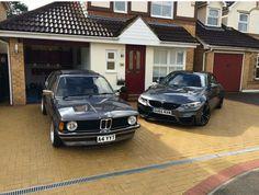 BMW E21 & F82
