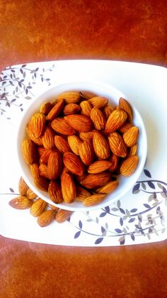 I have a special preference for Almonds. They are an easy source of incorporating Vitamin E into our daily routine. Check out some easy ways to have them.