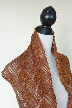 Ravelry: Luna Vine Cowl pattern by Kelene Kinnersly