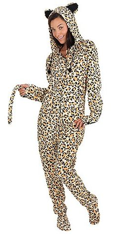 Hoodie-Footie™ - Women, Footie PJs for Women, Footed Pajamas Love it! Hoodie-Footie (TM), The Official Hoodie-Footie, Hoodie Footie Pajamas for Adults Onesie Pajamas, Pjs, Wild Style, My Style, Pajamas Women, Footie Pajamas For Adults, Onesies, Cute Outfits, Hoodies