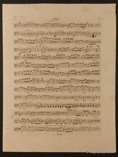 antique JAPANESE wrttten sheet music' | Sheet Music Viola