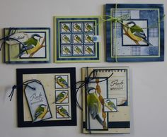 Gallery Wall, Birds, My Love, Frame, Card Ideas, Home Decor, Scrappy Quilts, Cards, Picture Frame