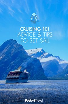 Our Cruising 101 guide is the perfect resource for a first-timer or a seasoned cruise vet. Our Friendship, Set Sail, Cruise Tips, Caribbean Cruise, Cruises, Vacation Destinations, Sailing, Travel Tips, Bucket