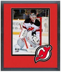 Cory Schneider 2013-14 New Jersey Devils - 11 x 14 Matted/Framed Photo