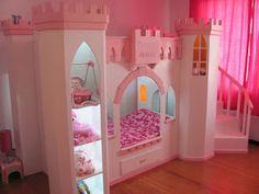 Castle bunkbed