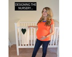 DESIGNING THE NURSERY WITH MEYERS STYLES | Meyers Styles
