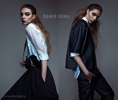 damir doma fashion style concept lookbook