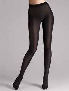 7eccc14eeec09 These opaque tights are a sensual revelation on the skin thanks to their  exclusive mix of cashmere and silk. Reinforced soles, heels and toes make  these ...