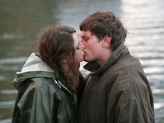 Cook and Effy! (This scene did not make it to the episode)