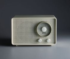 Braun design spirit: Dieter Rams. More or Less is More
