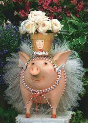 Patience Brewster Flower Pot Attachment #MarketPlace
