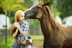 Sapphire Ng   Horse PhotoShoot