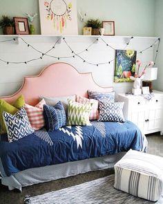 Four Chairs Furniture   Instagram   Teen Girl Bedroom