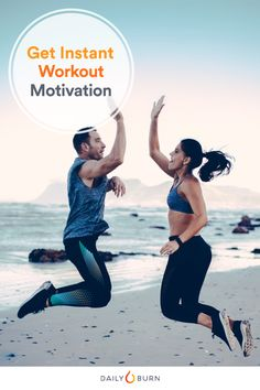 We've all had days where workout motivation wanes. But we're here to help! Keep these ideas handy to spark fitness motivation. via @dailyburn