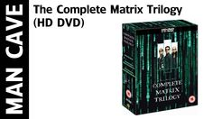 Man Cave: The Complete Matrix Trilogy (HD DVD)