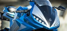 Dorna Conducts First Test with Electric Bikes in Austin with Lightning Motorcycles LS-218