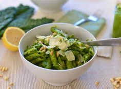 Recipe File: Kale Pesto // The Downtown Romantic For Glitter Guide