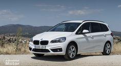 Prueba BMW Serie 2 Gran Tourer, reforzando el concepto - http://www.actualidadmotor.com/prueba-bmw-serie-2-gran-tourer/