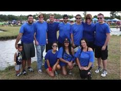 Marketvision/Gateway playing in the March of Dimes mud volleyball tournament.  #Mudd, #Volleyball