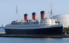 Queen Mary, Long Beach, California, USA