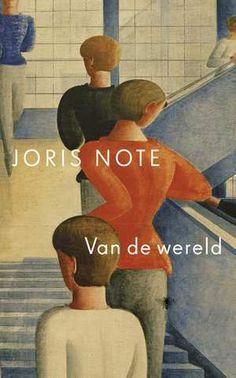 Van De Wereld-Joris Note-boek cover voorzijde