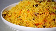 Vegetable Rice 🍛 الرز المبهر والنثري بطريقة سهلة ومذاق رائع - YouTube Savoury Rice Recipe, Savory Rice, Rice Recipes, Youtube, Food, Essen, Meals, Youtubers, Yemek