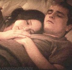 What I need is the hope, the promise that life can be good again no matter how bad our losses. Only Peeta can give me that.