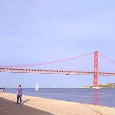 Lisboetas Belem, Rio, Lisbon Portugal, Golden Gate Bridge, Travel, Twitter, Lisbon, City, Paisajes