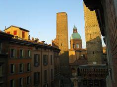 #EmiliaRomagna #Bologna #Torri #Asinelli #Garisenda