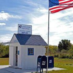 Ochopee Post Office, Ochopee, FL