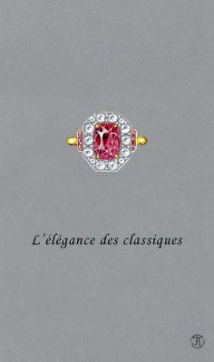 Jean-François Audouze / Créateur, antiquaire en bijoux anciens, négociant en pierres précieuses