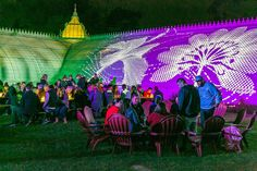 Conservatory of Flowers Blossoms Into a Beer Garden This Spring
