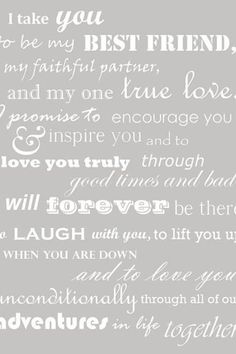 Wedding ceremony script examples of wedding vows and wedding vows
