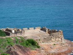 Castelo do Mar. Praia de Gaibú, Cabo de Sto Agostinho, PE