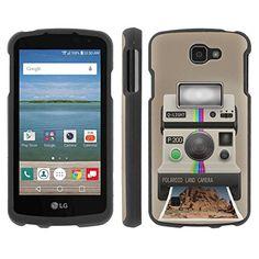 Buy LG [K4] [Optimus Zone3] [LG Spree] [LG Rebel LTE] Phone Case [ArmorXtreme] [Black] Designer Image [Shell Hard Cover] - [Classic Polaroid] for LG [K4] [Optimus Zone3] [LG Spree] [LG Rebel LTE] NEW for 10.95 USD   Reusell