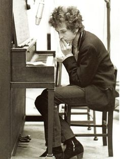Bob Dylan, Those heels