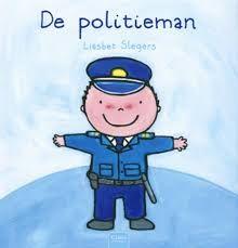 De politieman - Liesbet Slegers Police, Small Canvas Art, Community Helpers, Ambulance, Detective, Smurfs, Kindergarten, Drawings, Kids