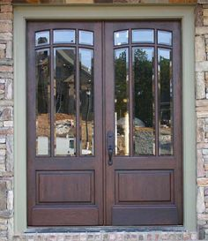 Modern Design While Maintaining That Old Charm! Tons Of Custom Wrought Iron  U0026 Wood Door Designs On This Website!