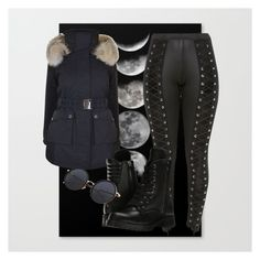 """""""Vampire Huntress"""" by red-wonder on Polyvore featuring K100 Karrimor and Capezio"""