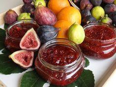 orange spice fig jam