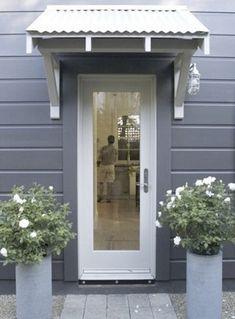 Luxury Basement Entry Door