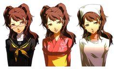 Rise Kujikawa from Shin Megami Tensei: Persona 4