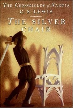 The Silver Chair (Chronicles of Narnia, #4) by C.S. Lewis - I love this series as a whole, and The Lion, the Witch and the Wardrobe because I read it first, but this book is the best of the series otherwise.  SUCH a good book!