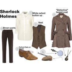 DIY Costume: Sherlock Holmes