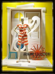 Retail Window Displays | Nordstrom window display. #retail #merchandising ... | Window Displays